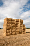 Haystack Royalty Free Stock Photos