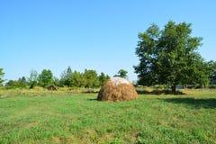 haystack Fotografie Stock