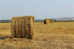 haystack Fotografia Stock