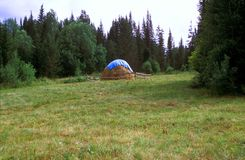 haystack Στοκ εικόνα με δικαίωμα ελεύθερης χρήσης
