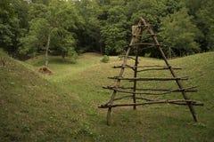 haystack Стоковые Фотографии RF