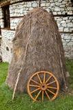 haystack image stock