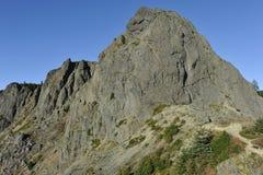 Haystack góra Si, usa Obrazy Royalty Free