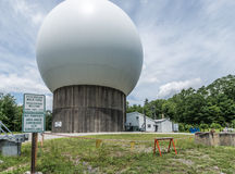 Haystack Observatory of Massachusetts Institute of Technology Stock Images