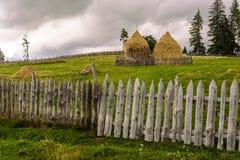 haystacks Images libres de droits