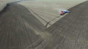 Haystacks in the fields stock video footage
