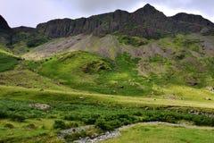 Haystacks. The rocky ridge line of Haystacks Stock Photography