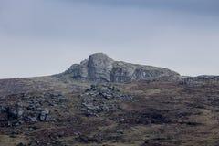 Haytor on Dartmoor Stock Photography