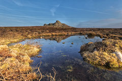 Haytor, Dartmoor National Park Royalty Free Stock Image