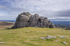 Haytor Royalty Free Stock Photography