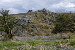 Haytor Dartmoor Royalty Free Stock Photography