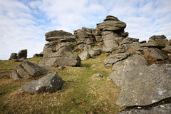 Haytor Stock Photos