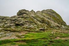 Haytor Rocks In Dartmoor, Devon, UK Royalty Free Stock Images