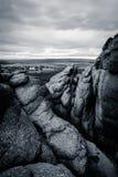 Haytor Rocks - stone formations Royalty Free Stock Photos