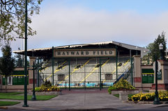 Hayward Field Royalty Free Stock Photos