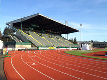 Hayward Field Eugene historique, OU Images stock