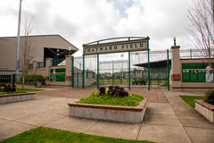Hayward Field historique Photos libres de droits