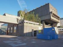 Hayward Gallery en Londres Fotografía de archivo