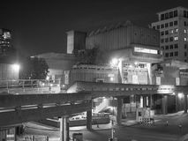 Hayward Gallery i London Arkivbilder