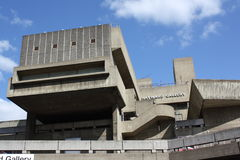 Hayward Gallery London Imagem de Stock