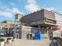 Hayward Gallery London Stock Photography