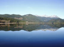 Hayward Lake Royalty Free Stock Images