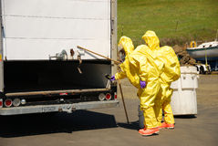 Haz Mat Entry Stock Photos
