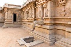 Hazara Rama temple, Hampi, Karnataka, India. Hazara Rama temple in Hampi, Karnataka, India, Asia royalty free stock images