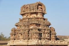 Hazara Rama Temple in Hampi, Karnataka, Indien UNESCO-Welt Heri Lizenzfreies Stockfoto