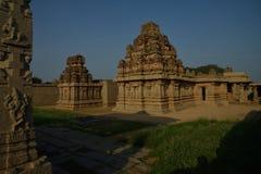 Hazara Rama Temple, Hampi, Karnataka, la India Fotografía de archivo