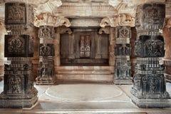 Hazara Rama Temple. Main entrance in Hampi, India Royalty Free Stock Photos
