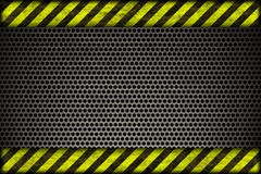 Hazard background. warning lines, black and yellow. Hazard background. warning lines, black and yellow Stock Photos