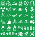 Hazard and danger Graphics Stock Photos