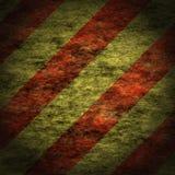 Hazard stripes. Abstract generated grunge hazard sign background stock illustration