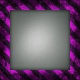 Hazard Stripes Royalty Free Stock Photo