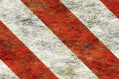 Hazard Stripes Royalty Free Stock Image