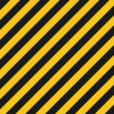 Hazard stripes texture. Industrial striped road, construction crime warning Stock Photo
