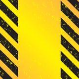 Hazard Stripes Vector Royalty Free Stock Image