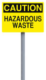 Hazardous Waste Royalty Free Stock Photography