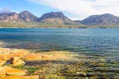 The Hazards - Freycinet National Park royalty free stock photo