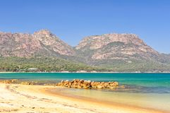 The Hazards - Freycinet National Park Stock Photography