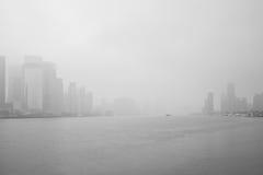 Haze, china Stock Photos