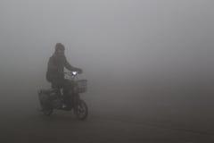 Haze days Stock Photography