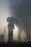 Haze days Stock Images