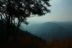 Haze Royalty Free Stock Image