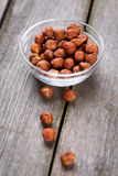 Hazel Nuts Royalty Free Stock Images
