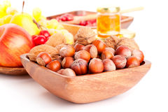 Hazelnut Stock Images