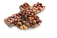 Hazelnut brittle Royalty Free Stock Photography