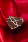 Hazelnut chocolate with toffee bits Royalty Free Stock Photo