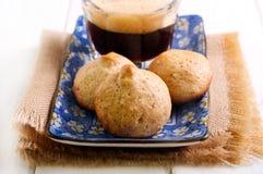 Hazelnut ciastka Fotografia Royalty Free